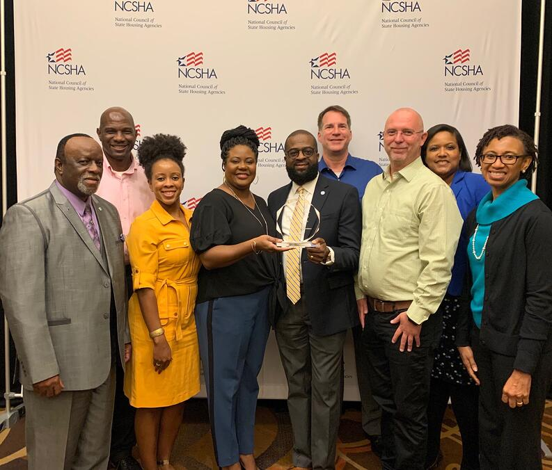 Louisiana Housing Corporation Earns National Recognition for First Connections Conference
